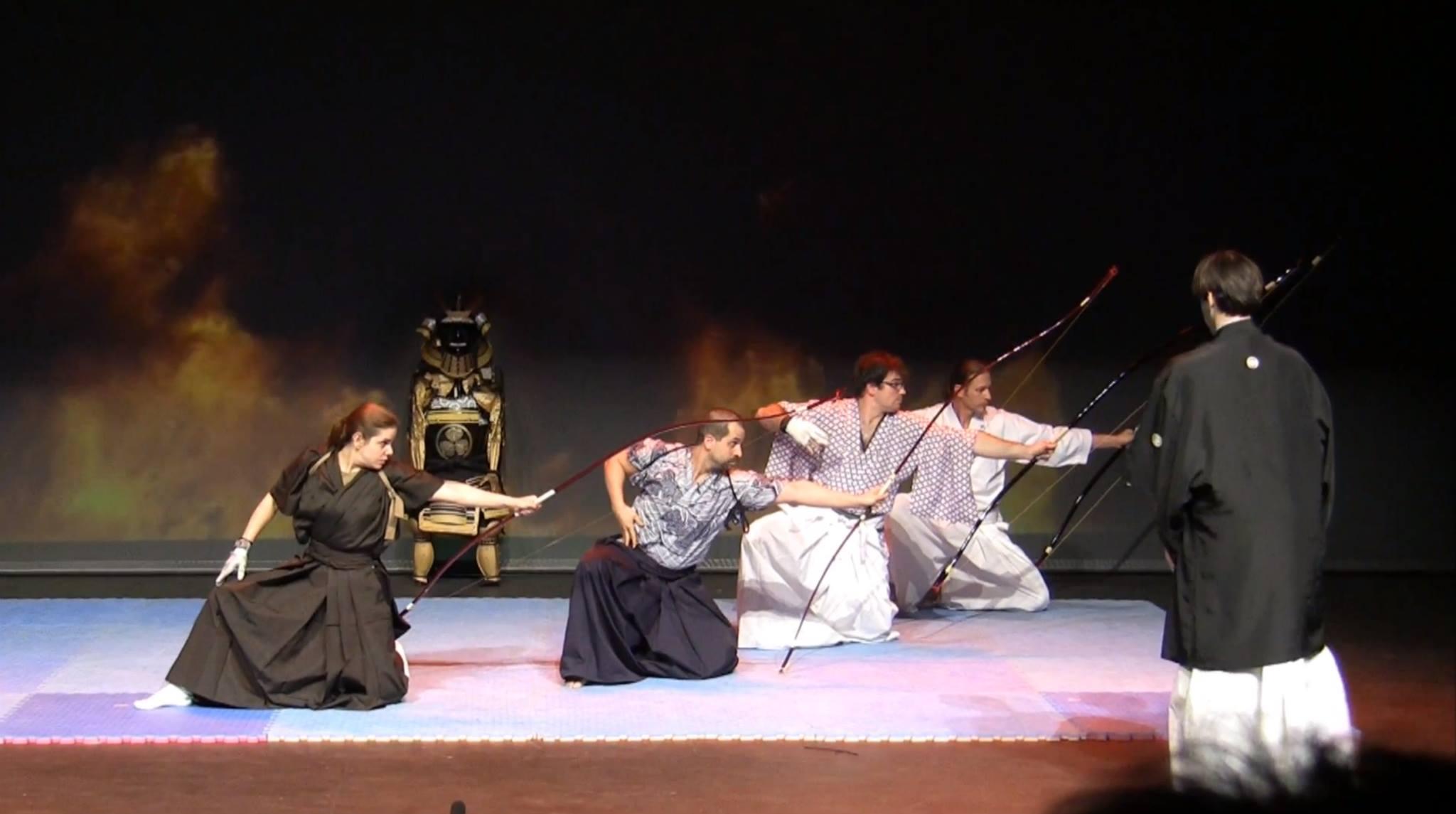 Kyujutsu Kaze no Ryu Valencia