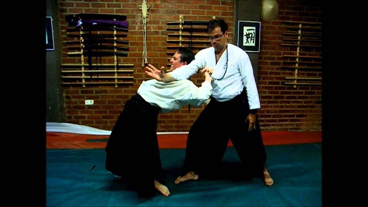 clases aikijujutsu valencia